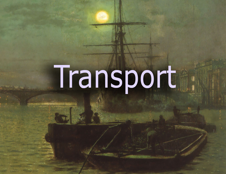 Link to Results described as Transport in the Pixel Pasts Database